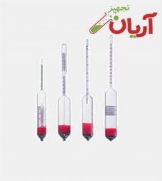 laboratory hydrometer 2