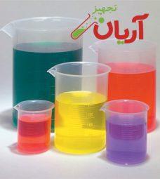 plastic beaker 2